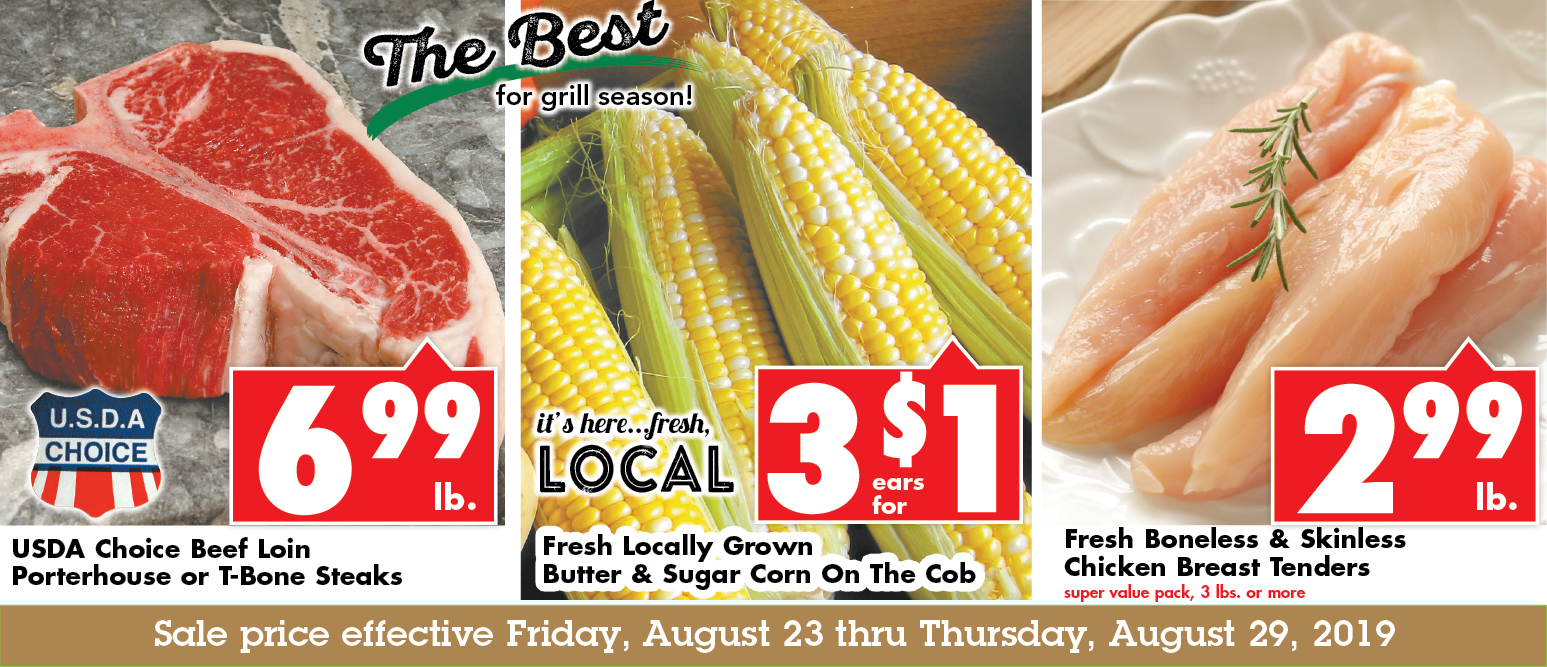 0823 to 0829 meat and corn
