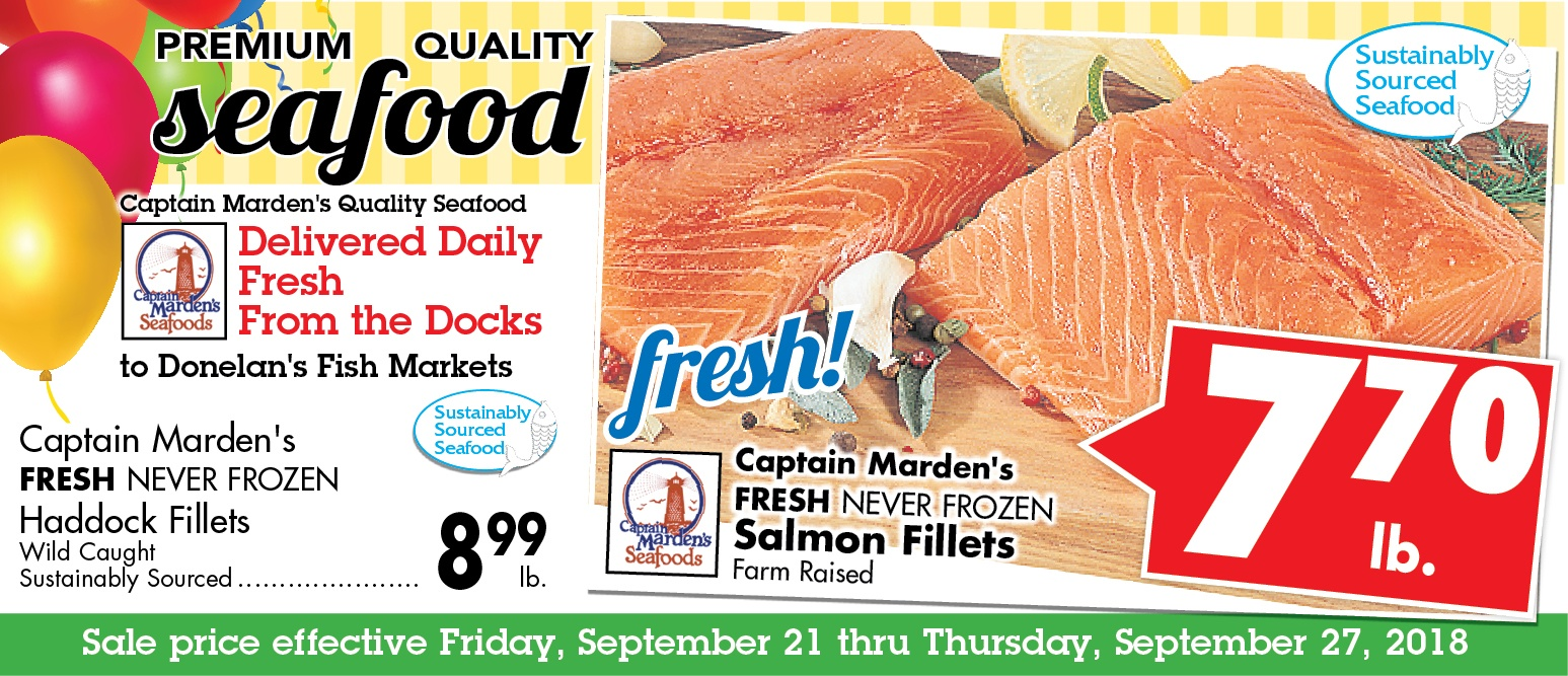 0921 to 0927 seafood