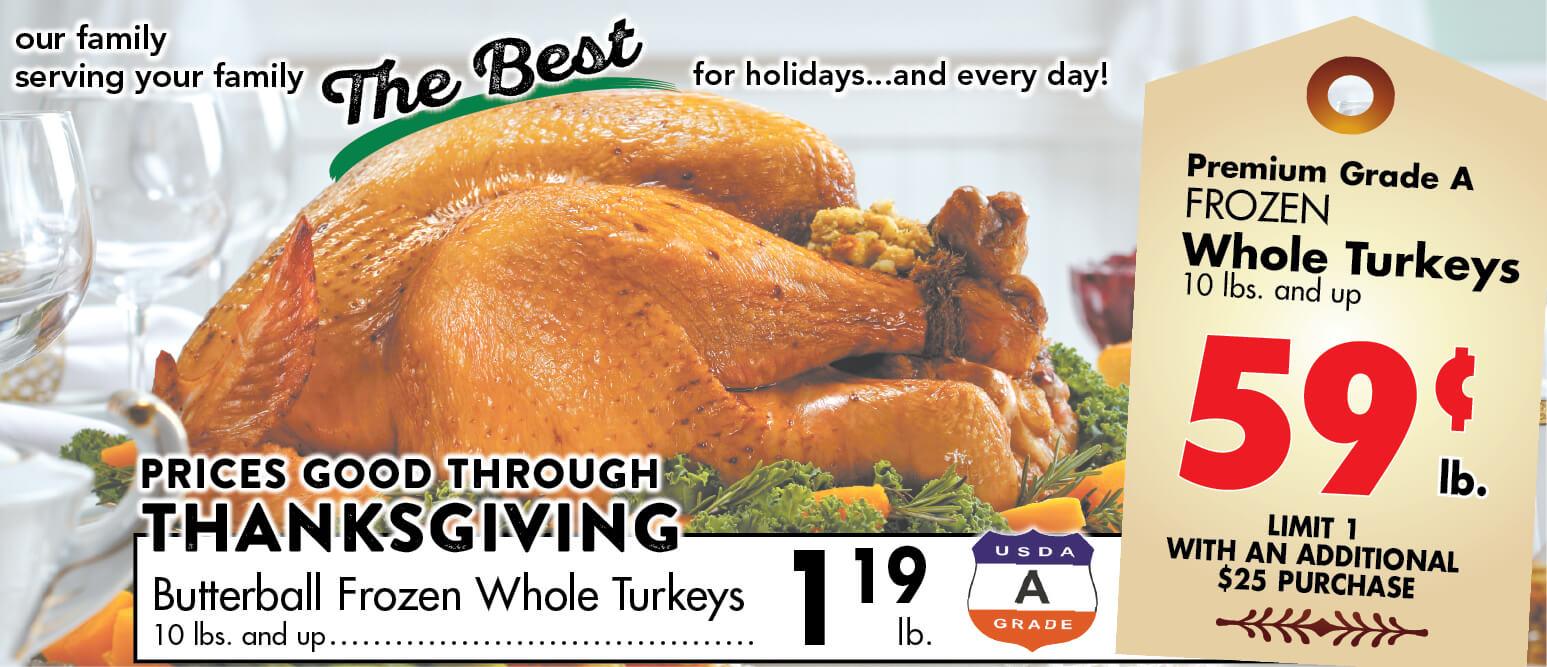 1101 turkey .59 til 1128