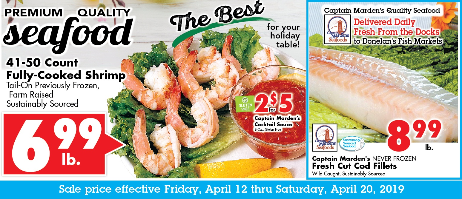 412 to 0420 seafood easter