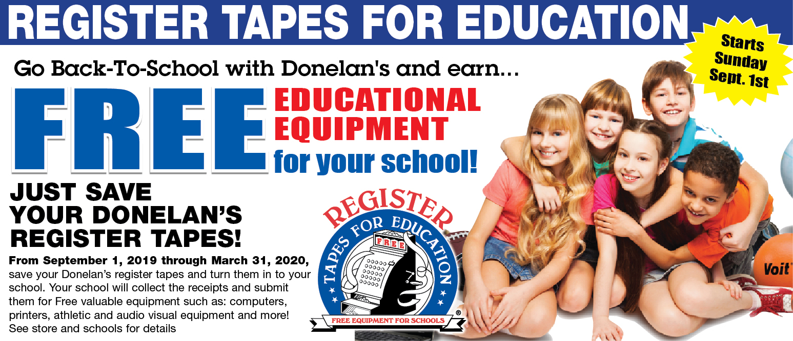 TAPES FOR EDUC SEPT 1