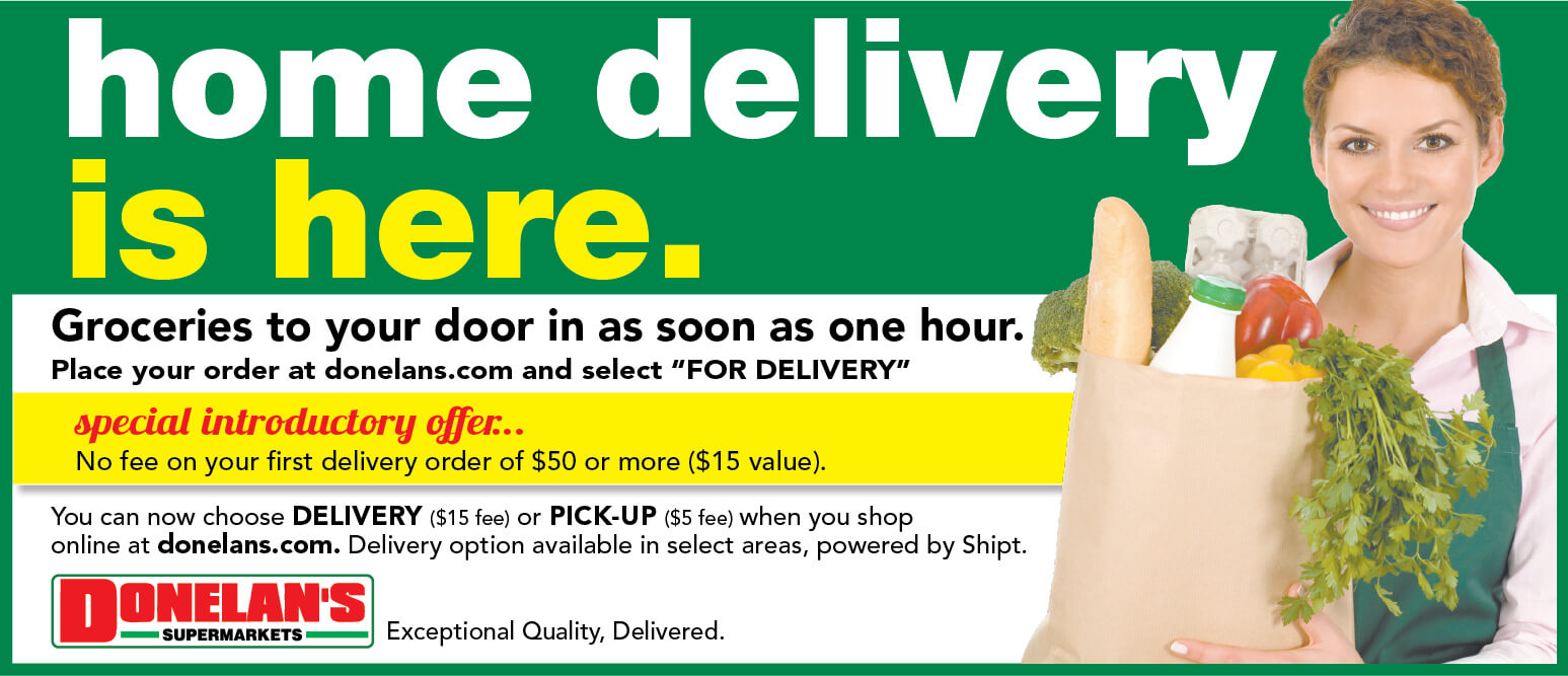 home delivery offer no end date